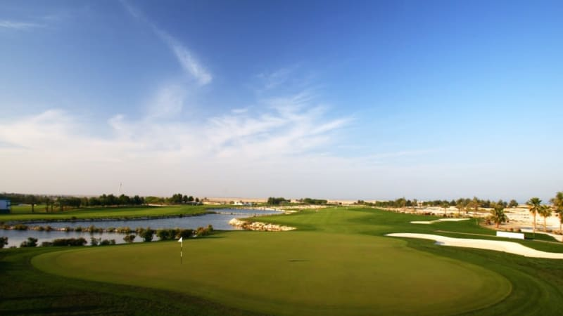 Der Doha Golf Club