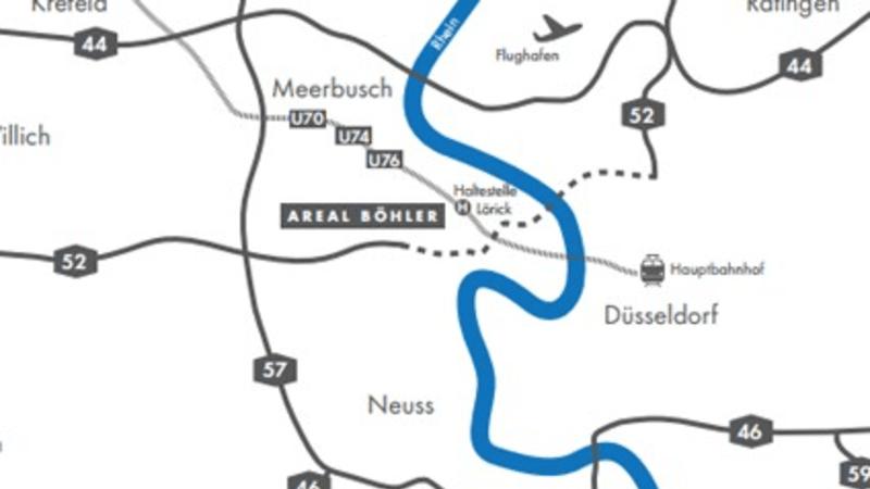 Anfahrt zur Rheingolf