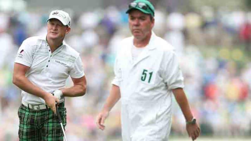 Jamie Donaldson Augusta Masters