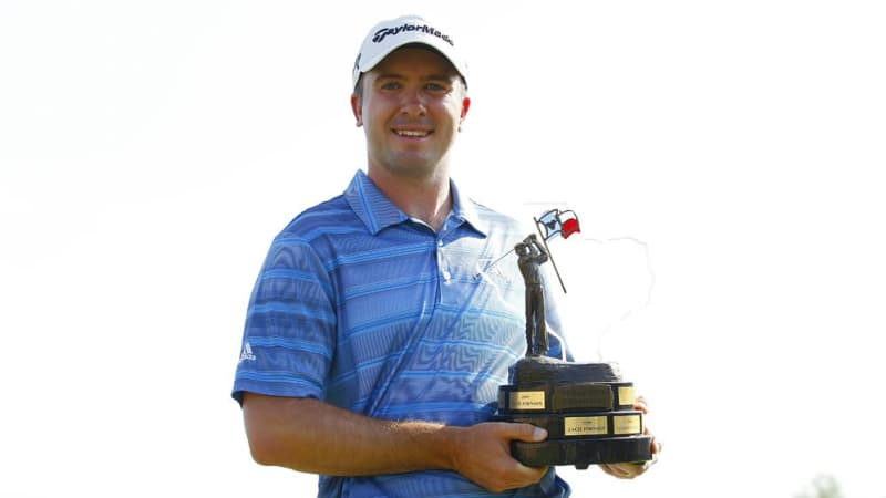 Martin Laird Valero Texas Open