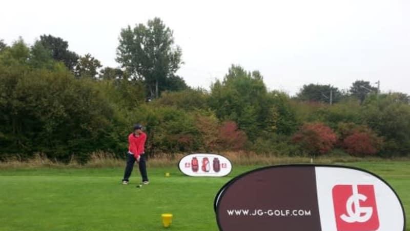 JG Golf sponsorte nicht nur tolle Preise, sondern verteilte auch tolle Startgeschenke an alle Teilnehmer (Foto: GolfCity)