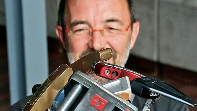 Puttguru Horst Rosenkranz