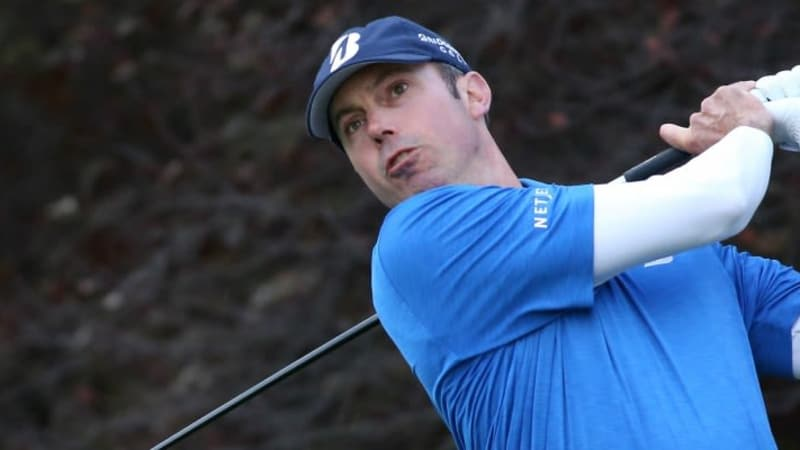 Matt Kuchar gewann im Team mit Harris English das Franklin Templeton Shootout.