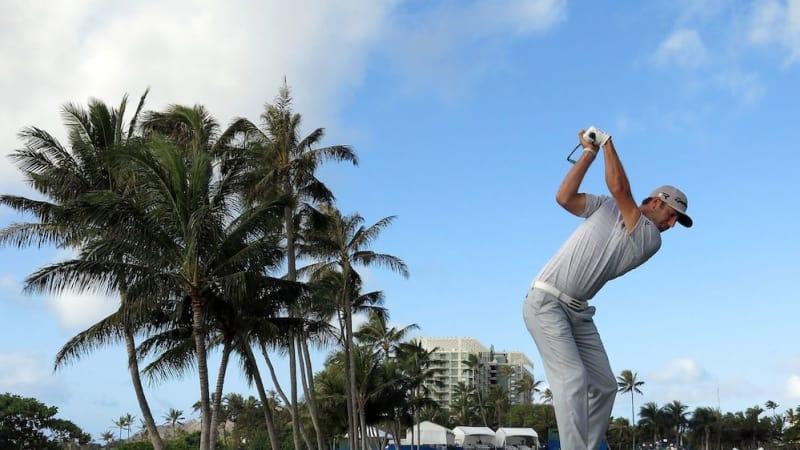 Dustin Johnson wird versuchen, seinen Titel beim Hyundai Tournament of Champions zu verteidigen. (Foto: Getty)