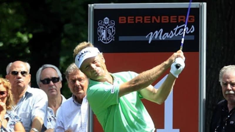 Für Bernhard Langer sind die Berenberg Masters ein echtes Heimspiel
