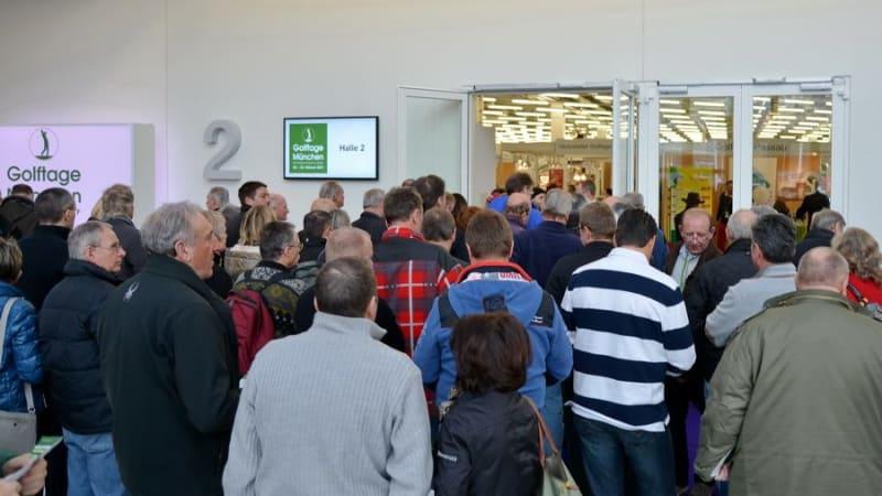 Seid dabei wenn sich am 21. März in München die Tore zu den Golftagen öffnen. (Foto: Planet Fair)