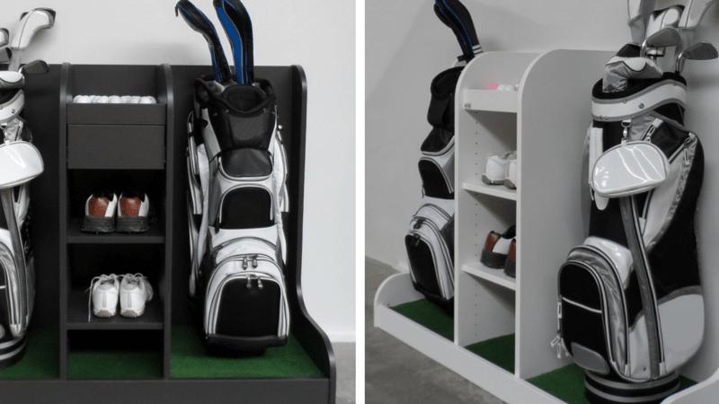Golf Projekt - Individuelle Schranksysteme für Ihre Golfausrüstung
