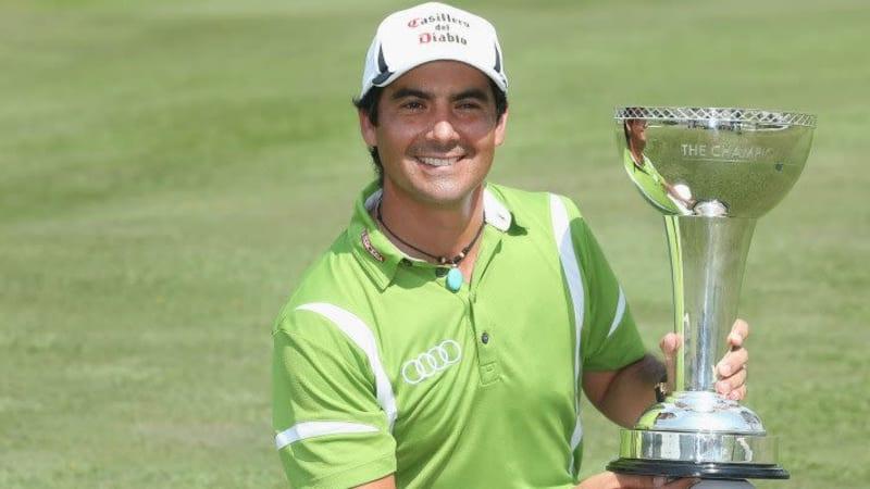 Felipe Aguilar bei der The Championship 2014