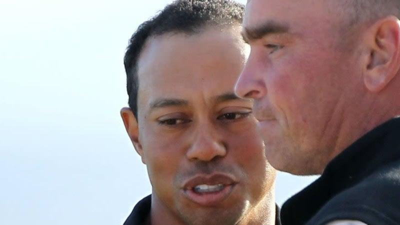 Nach Tiger Woods mussten jetzt auch Thomas Björn und Richard Sterne die Teilnahme an der US Open absagen.
