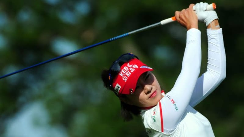 Hee Young Park bei der Manulife Financial LPGA Classic