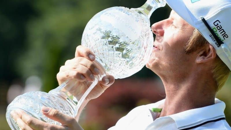 Mikko Ilonen schaffte auf der European Tour den Sieg bei der Irish Open.