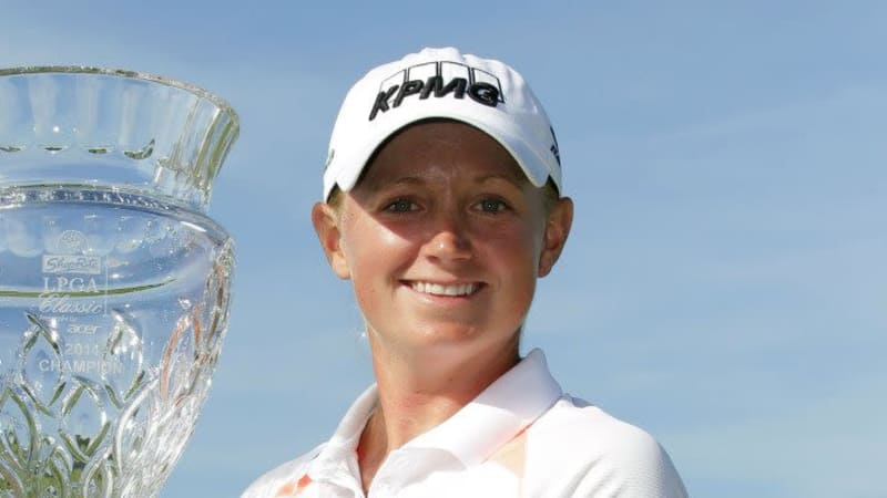 Stacy Lewis gewinnt die ShopRite LPGA Classic 2014