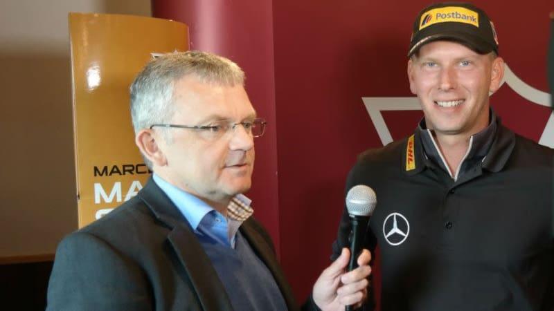 Golf Post traf Marcel Siem im GC Am Alten Fliess zu einem exklusiven Interview.