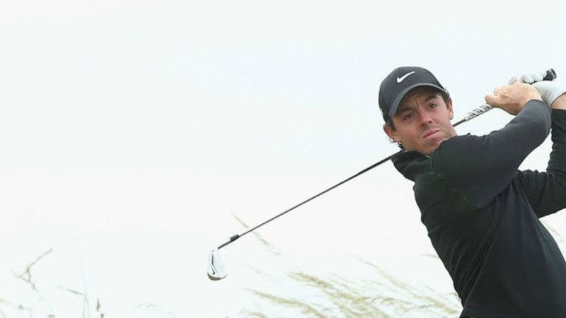 Rory McIlroy bei der Scottish Open 2014
