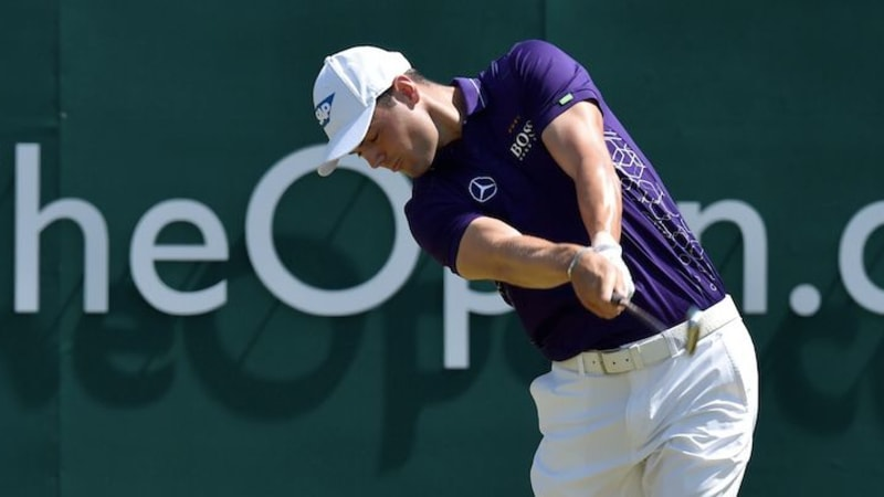 Martin Kaymer schafft es ins Wochenende der Open Championship 2014