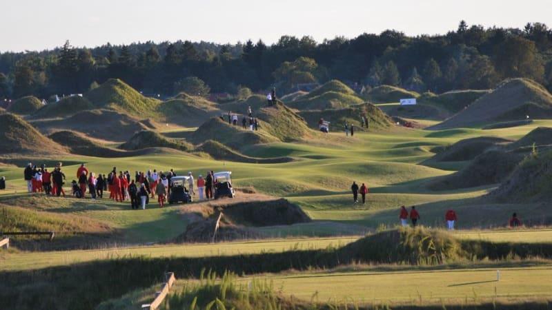 Am 20. und 21. August findet zum dritten Mal in Folge das Finale der KRAMSKI Deutschen Golf Liga im Licher GC statt. (Foto: DGL)