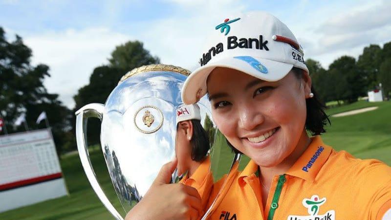 So Yeon Ryu gewinnt Canadian Pacific Women's Open 2014