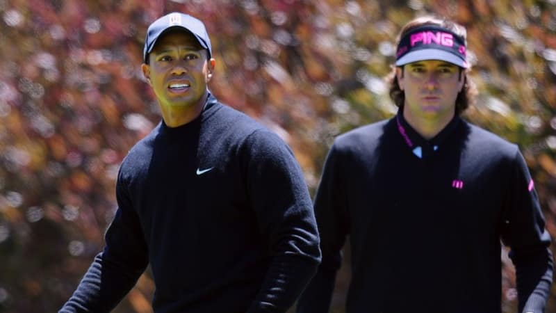 Tiger Woods und Bubba Watson - Golf Post