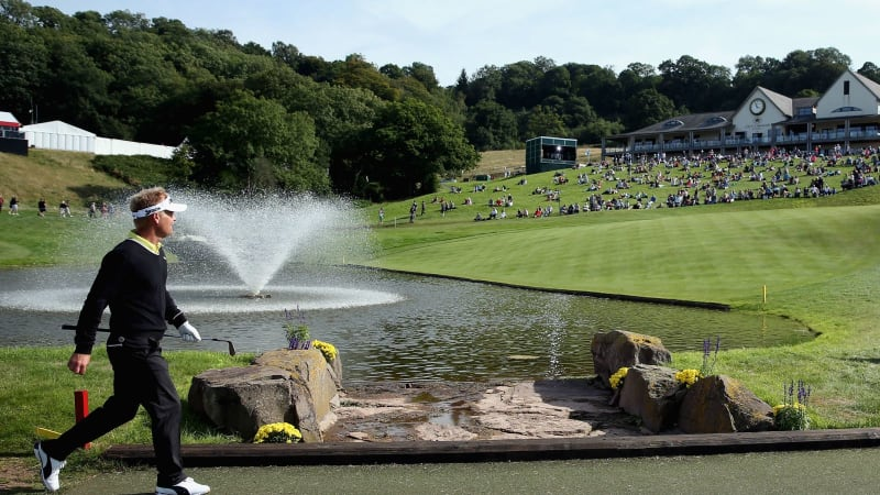 Der Twenty Ten Course im Celtic Manor Resort von Newport ist Austragungsort der ISPS Handa Wales Open.