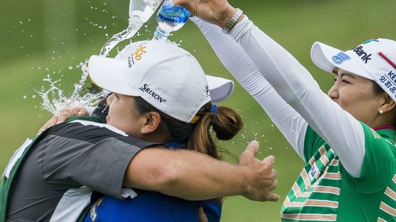Inbee Park feierte bei der Fubon LPGA Taiwan Championship bereits ihren dritten Sieg in dieser Saison.