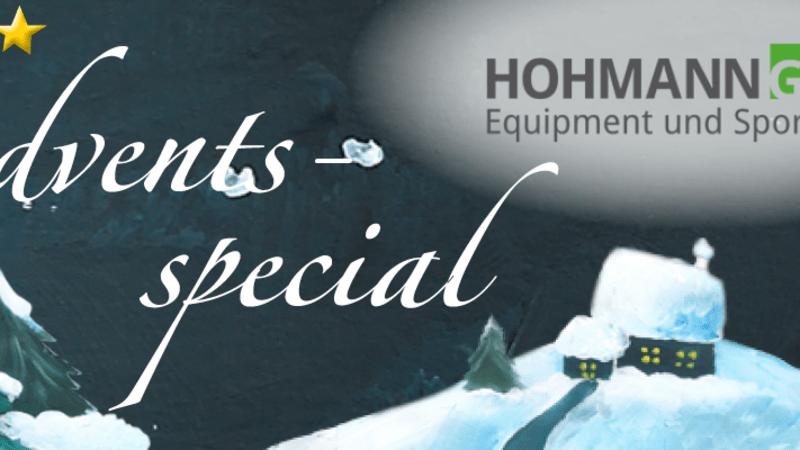 Adventskalender-Specials 2014 mit Hohmann Golf Sport (Foto: Golf Post)
