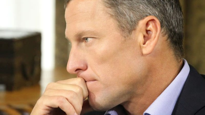 Lance Armstrong bringt es auf rund 250 Golfrunden pro Jahr, mit dem großen Ziel die 80 Schläge zu knacken.