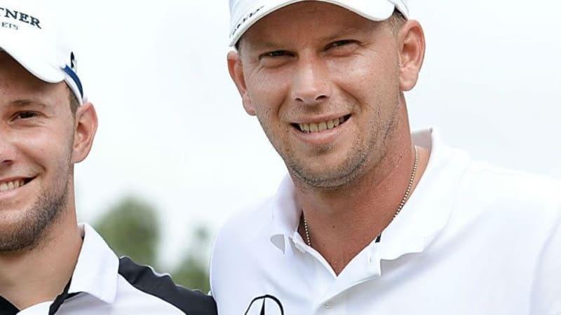 Marcel Siem und Maximilian Kieffer sind zwei der vier deutschen Hoffnungsträger beim Commercial Bank Qatar Masters.