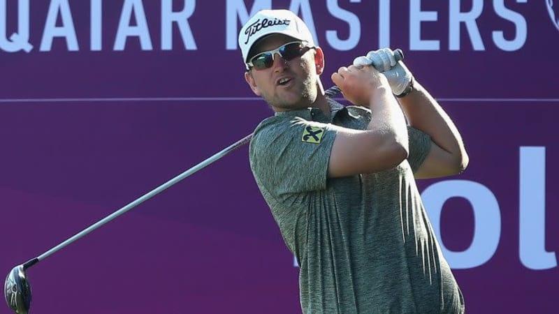 Reicht es zum ersten Sieg der Saison für Bernd Wiesberger? Er hat alle Chancen beim Qatar Masters. (Foto: Getty)