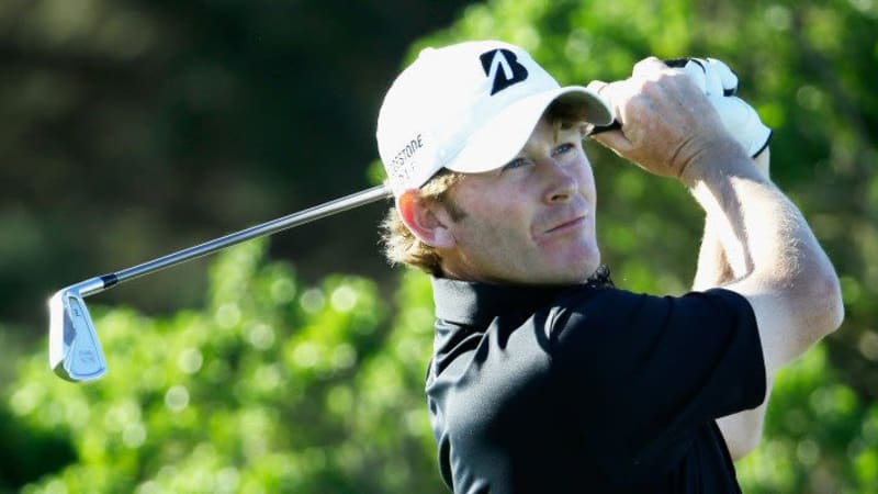 Brandt Snedeker Pebble Beach National Pro-Am