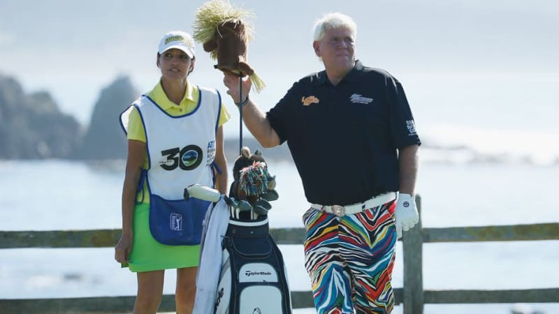 John Daly Pebble Beach