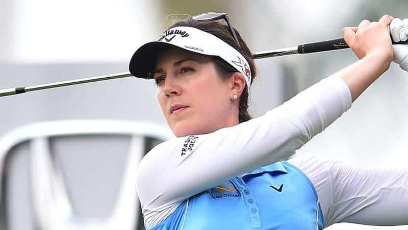 Sandra Gal Honda LPGA Thailand