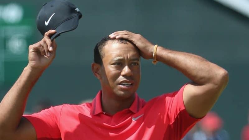 Historisch: Tiger Woods fällt zum ersten Mal seit seinem ersten PGA-Tour-Sieg aus der Top 100. (Foto: Getty)
