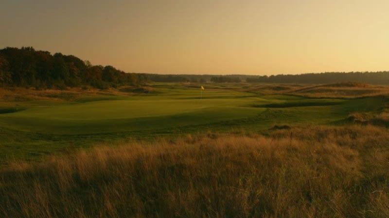 Der Faldo Kurs in Bad Saarow würde die europäische Tradition des Links-Golf beim Ryder Cup beibehalten. (Foto: Getty)