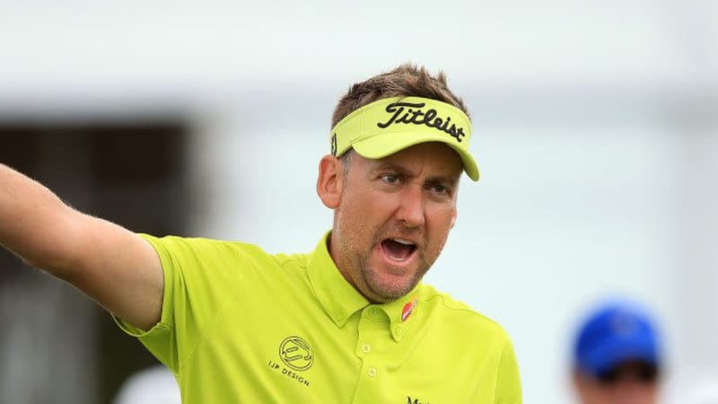 Ian Poulter Back Nine