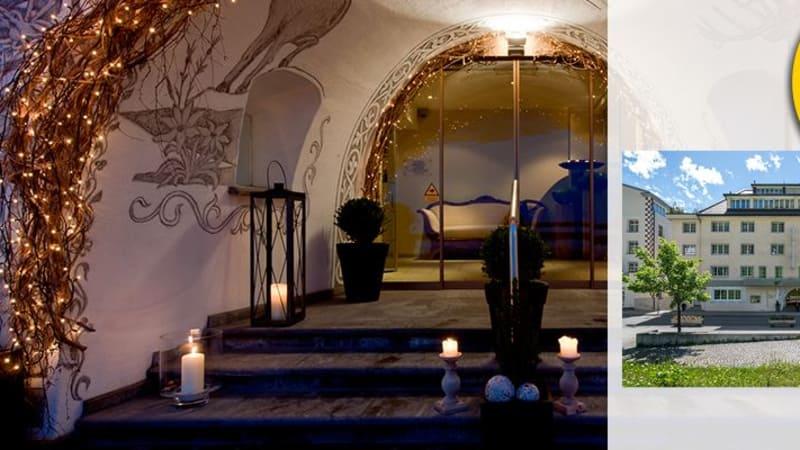 Hotel Lenzerhorn Spa & Wellness Gewinnspiel (Foto: Hotel Lenzerhorn)
