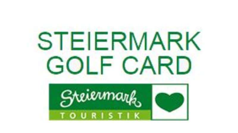 Steiermark Golf Card (Foto: Steirische Tourismus GmbH)