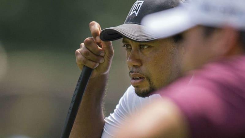 Tiger Woods geht bei seiner Rückkehr auf die PGA Tour beim Memorial Tournament zusammen mit Jason Day und Patrick Reed auf die Runde.