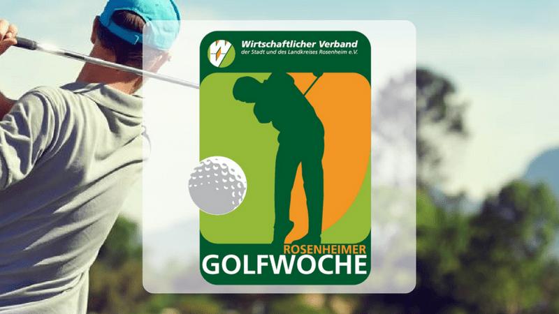 Die 9. Auflage der Rosenheimer Golfwoche findet vom 31. Juli bis 5. August 2017 statt. Seien Sie schnell und sichern Sie sich einen der begehrten Startplätze. (Foto; Rosenheimer Golfwoche)
