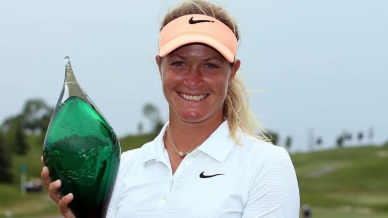 Die Norwegerin Suzann Pettersen gewinnt bei der Manulife LPGA Classic zum 15. Mal auf der amerikanischen Tour. (Foto: Getty)