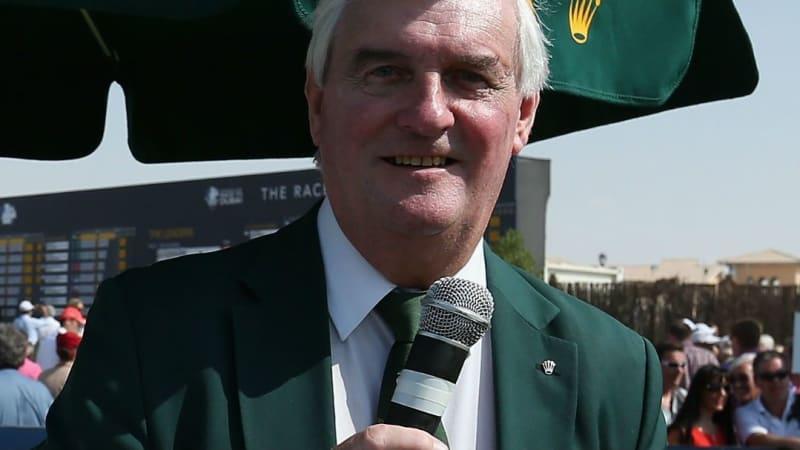 Der Schotte Ivor Robson war 41 Jahre die Stimme der British Open.