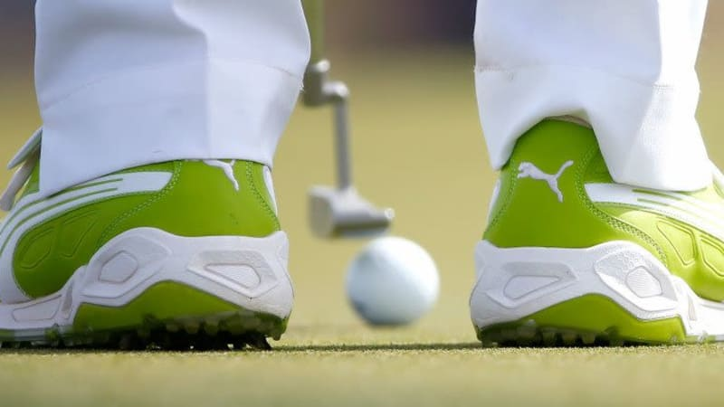 Golfschuhe Spikes