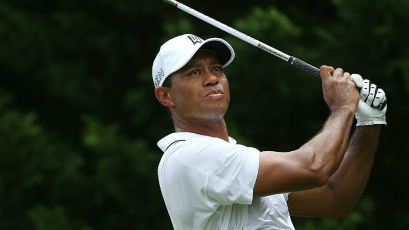 Quicken Loans National Tiger woods