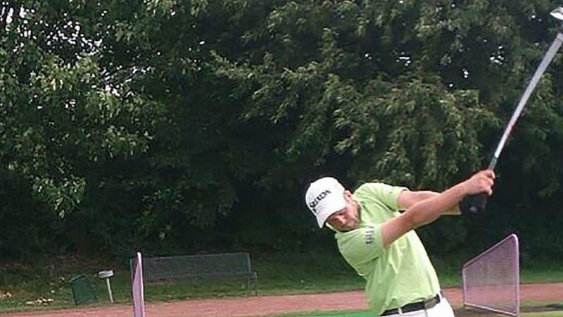 Für Moritz Klawitter ist nach seiner Turnierpause zurück in Aktion. (Foto: Moritz Klawitter)