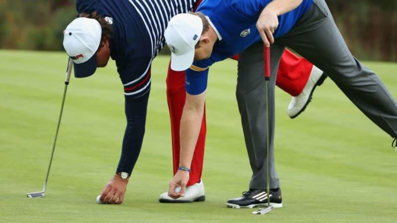 Wie beim Ryder Cup geht es bei der Matchplay Turnierserie in Deutschland Mann gegen Mann. (Foto: Getty)