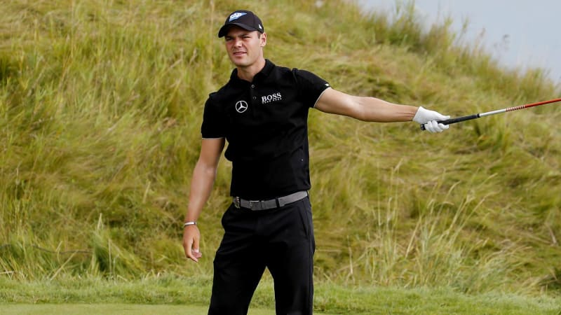 Der PGA-Championship-Sieger von 2010 verzeichnet nach der ersten Runde eine 70 auf der Scorekarte (Foto: Getty)