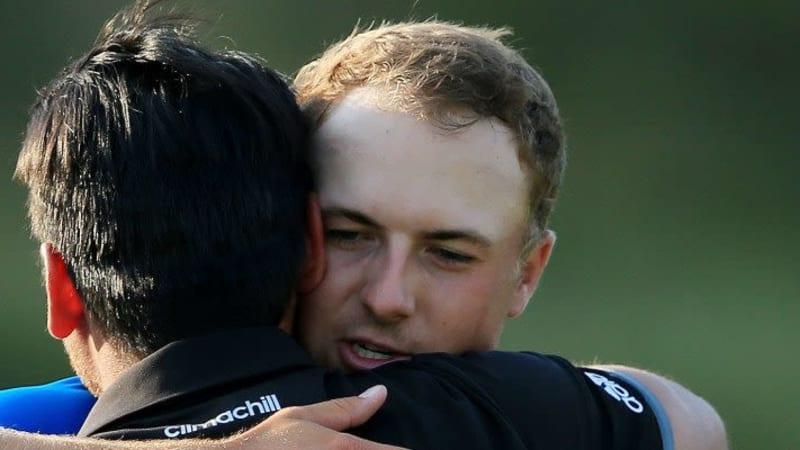 Jordan Spieth Jason Day Golf Weltrangliste PGA Championship 2015