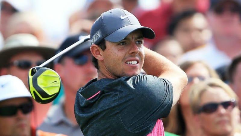 Rory McIlroy gelingt nach der kleinen Verletzungspause ein solides Comeback bei der PGA Championship. (Foto: Getty)