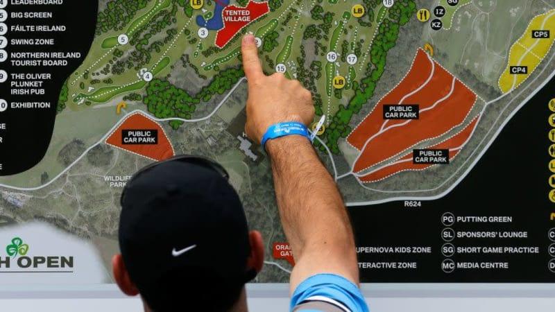 Golf-Reiseratgeber: Es gibt viel zu beachten vor dem Antritt einer Golfreise. (Foto: Getty)