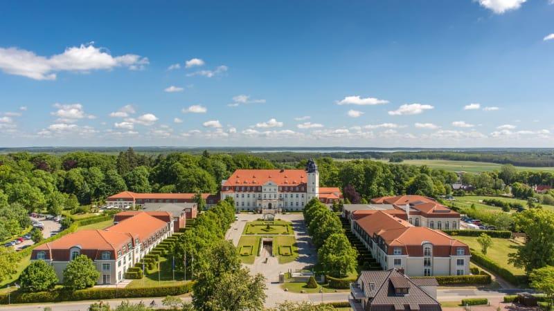 Schloss Fleesenseee