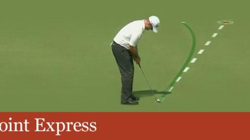 Buchen Sie Ihren AimPoint Express Kurs im Golfclub Am Alten Fliess. Rolf Kinkel wird Ihnen die weltweit führende Grünlese-Methode näher bringen. (Foto: GC Am Alten Fliess)